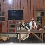 Curie diorama